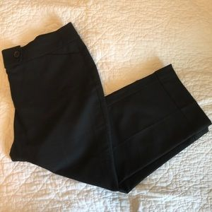 Ann Taylor Signature Cropped Pant